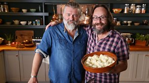 The Hairy Bikers' Comfort Food - Series 1 Reversions: 9. A Cut Above
