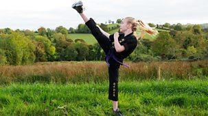 My Life - Series 8: 12. Ninja Girl!