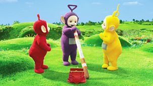 Teletubbies - Series 2: 11. Digeridoo