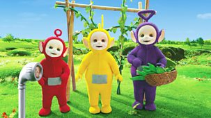 Teletubbies - Series 2: 13. Greens