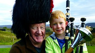 Our Family - Series 3: 10. Finlay - Bikes And Bagpipes