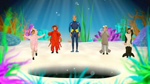 Magic Door - 5. Under The Sea