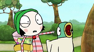Sarah & Duck - Series 3: 14. Bench Blocked