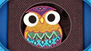 Patchwork Pals - 22. Owl