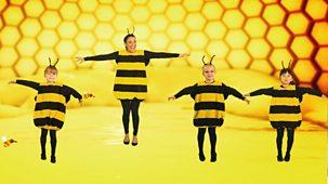 Magic Door - 9. Beehive