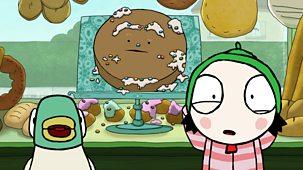 Sarah & Duck - Series 3: 17. Cake Decorate