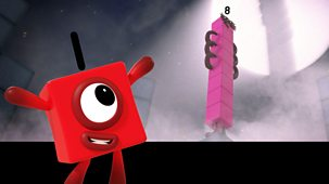 Numberblocks - Series 1: Eight