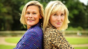 Put Your Money Where Your Mouth Is - Series 14: 13. Kate Bliss V Caroline Hawley - Foreign Antiques Market