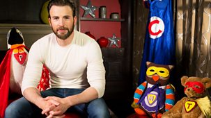 Cbeebies Bedtime Stories - Chris Evans - Even Superheroes Have Bad Days