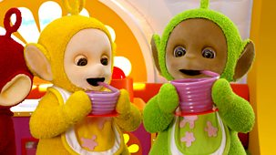Teletubbies - Series 2: 16. Backwards Forwards