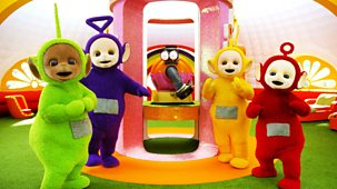 Teletubbies - Series 2: 20. Fast Slow, Fast Slow