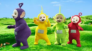 Teletubbies - Series 2: 24. Musical Statues