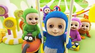 Teletubbies - Series 2: 25. I Spy