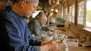 Handmade In Japan - Series 1: 3. Mingei Pottery