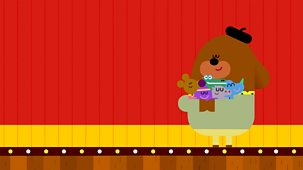 Hey Duggee - Series 2: 23. The Theatre Badge