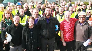 Diy Sos - Series 28: 4. The Big Build - Bristol