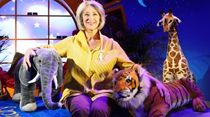 Cbeebies Bedtime Stories - 593. Maureen Lipman - Never Tickle A Tiger