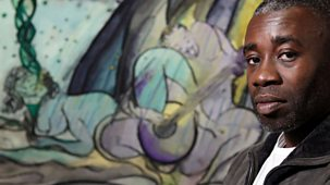 Imagine... - Winter 2017: 4. Chris Ofili - The Caged Bird's Song