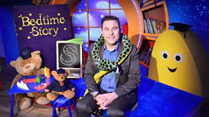 Cbeebies Bedtime Stories - 594. David Walliams - There's A Snake In My School
