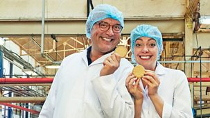 Inside The Factory - Series 3: 3. Biscuits