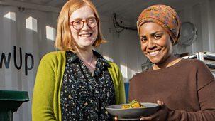Nadiya's British Food Adventure - Series 1: 4. London