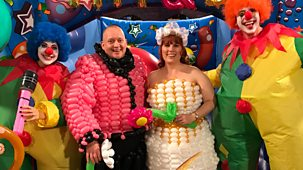 Marrying Mum And Dad - Series 6: 1. Inflatables