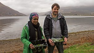 Nadiya's British Food Adventure - Series 1: 6. Scotland