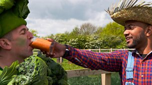Marrying Mum And Dad - Series 6: 11. Vegetables
