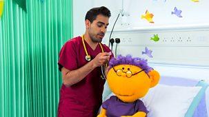 Get Well Soon Hospital - Series 2: 5. Eeg