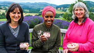 Nadiya's British Food Adventure - Series 1: 8. Wales