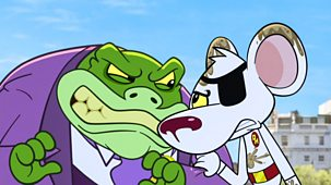 Danger Mouse - Series 2: 8. The Toad Who Would Be King
