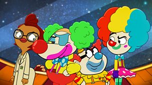 Danger Mouse - Series 2: 11. Big Trouble In Little Clowntown