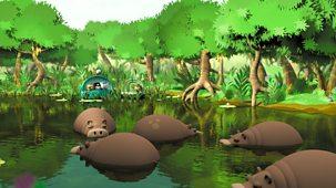 Octonauts - Series 4: 18. Octonauts And The Hippos