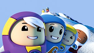Go Jetters - Series 2: 2. The Matterhorn, Italy And Switzerland