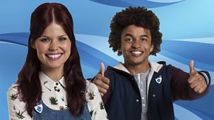 Blue Peter Bite - Series 2: 25. Blue Peter Review
