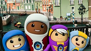 Go Jetters - Series 2: 8. Venice, Italy