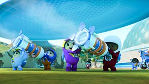 Go Jetters - Series 2: 10. Go Jet Academy: Hailstorm