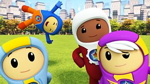 Go Jetters - Series 2: 13. Central Park, New York