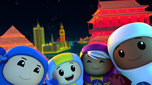 Go Jetters - Series 2: 11. Harbin Ice City, China