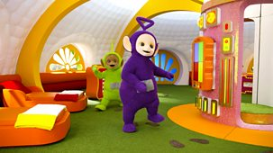Teletubbies - Series 2: 31. Footprints