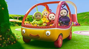 Teletubbies - Series 2: 34. Day Trip