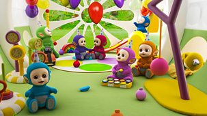 Teletubbies - Series 2: 35. Tiddlytubby Party