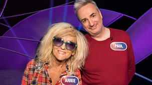 Pointless Celebrities - Series 10: 29. Arts And Culture