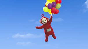 Teletubbies - Series 2: 36. Take Off