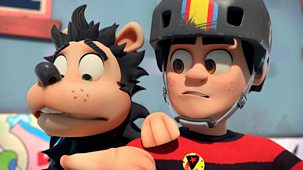 Dennis & Gnasher Unleashed! - Series 1: 2. Dare Dennis