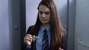 So Awkward - Series 3: 11. Bug Brooch