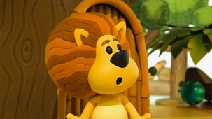 Raa Raa The Noisy Lion - Series 3: 1. Raa Raa And Boomy Thunder