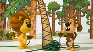 Raa Raa The Noisy Lion - Series 3: 3. Raa Raa And The Junglephone