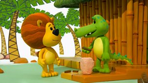 Raa Raa The Noisy Lion - Series 3: 6. Raa Raa And The Jingly Jangly Jungle Band