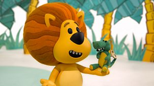Raa Raa The Noisy Lion - Series 3: 8. Raa Raa And Crocky's Lost Toy
